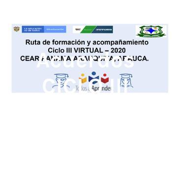 1. PTA CICLO II 2020