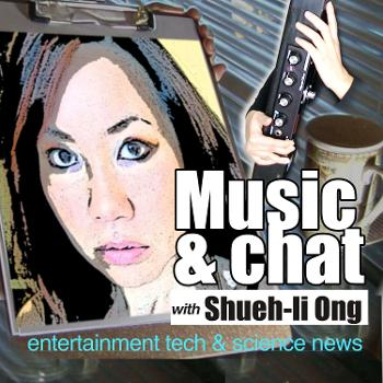 Music & chat with Shueh-li Ong (composer, thereminist, multimedia geek, educator)
