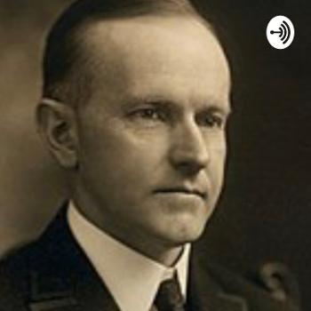 Calvin Coolidge by Ali leerink