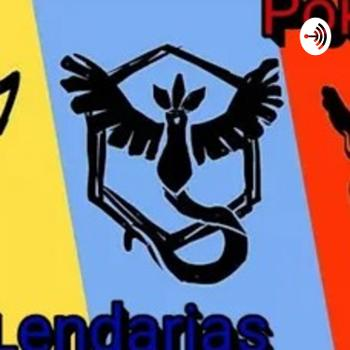 AS AVES LENDÁRIAS DE POKÉMON