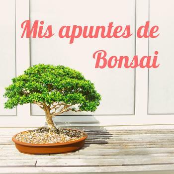 Mis apuntes de Bonsai