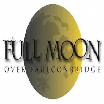 Full Moon Over Faulconbridge