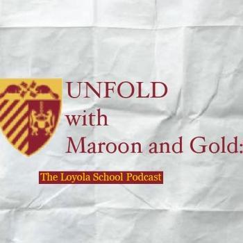 Unfold w/ Maroon&Gold
