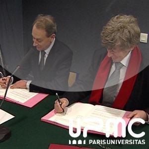 Charte UPMC entre la ville de Paris et l'UPMC