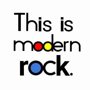 This Is Modern Rock: Alternative Rock Music of the 80's & 90's