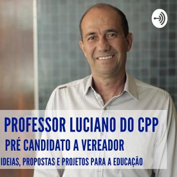 Professor Luciano do CPP