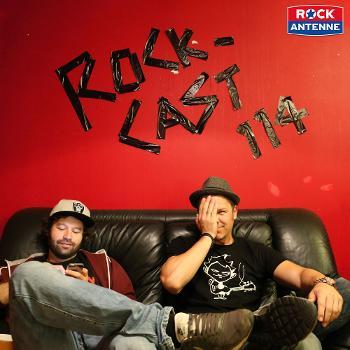 Rock-Cast 114 - Die ROCK ANTENNE Late Night Show mit Serum 114