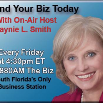 Mind Your Biz Today with Jaynie L. Smith