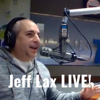 Jeff Lax LIVE!