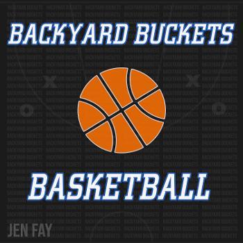 Backyard Buckets Basketball