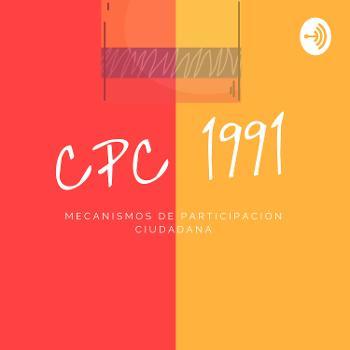 CPC 1991: Mecanismos de participación ciudadana.