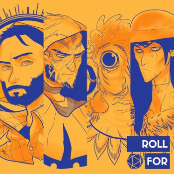 RollFor - DnD with People Who Aren't Famous