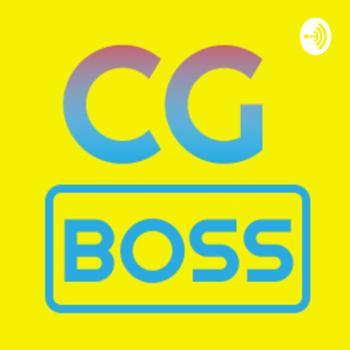 CG BOSS Podcast - Games Dev, Animation and Story Worlds Business