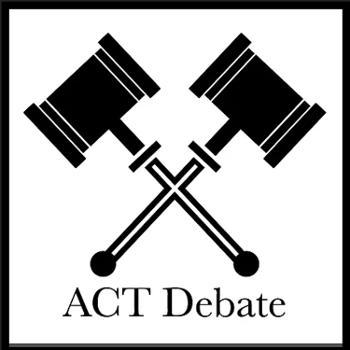 ACT Debate | Parliamentary Debate
