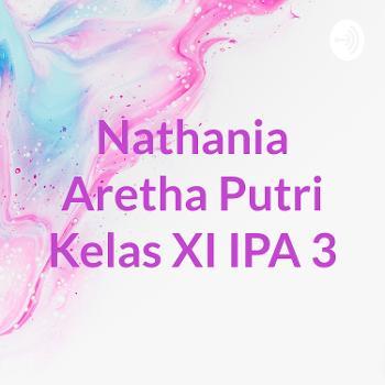 Nathania Aretha Putri Kelas XI IPA 3