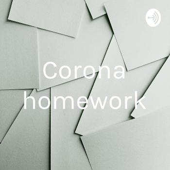 Corona homework