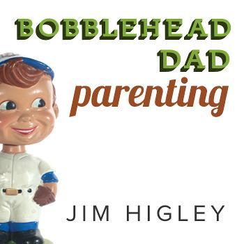 Bobblehead Dad Parenting