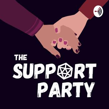 The Support Party - 4 Stressed Women play DnD