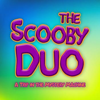 The Scooby Duo   A Trip in the Mystery Machine w/ Danny & Ryan