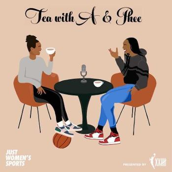 Tea with A & Phee