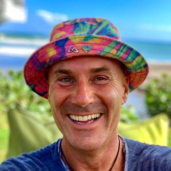 vysílání z Bali, z ostrova boh?