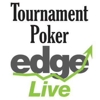 Tournament Poker Edge Live