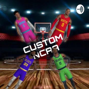 Custom NCAA Podcast