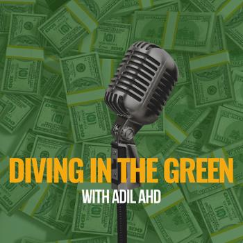 Diving In The Green