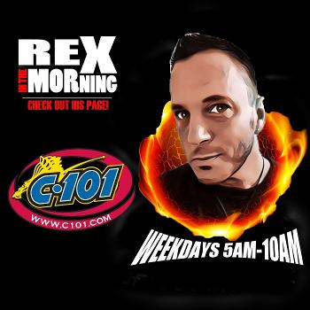 Rex in the Morning on C101