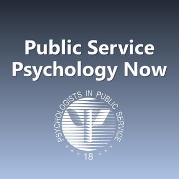 Public Service Psychology Now