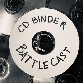 CD Binder Battle Cast