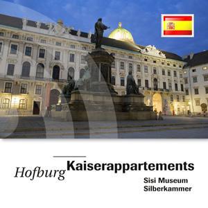 Palacio vienés de Hofburg - Apartamentos Imperiales, Museo Sisi, Plateria de la Corte