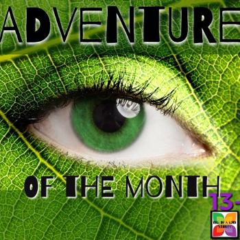 Adventure of The Month - Kids and Children