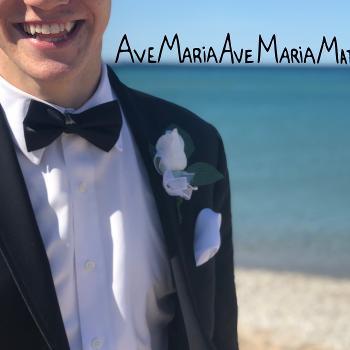 Ave Maria Ave Maria Mater Dei