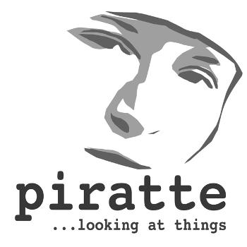 piratte looking at things.