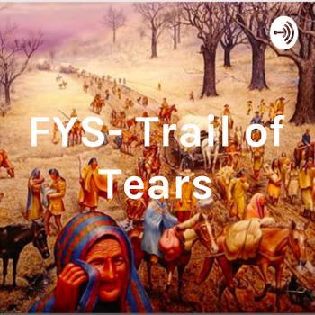 FYS- Trail of Tears