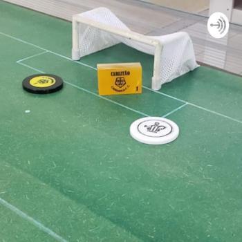 Futebol de Mesa regra brasileira um toque!