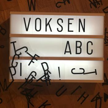 Voksen ABC podcast