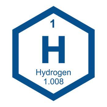 100% Hydrogen