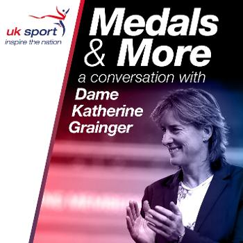Medals & More - a conversation with Dame Katherine Grainger
