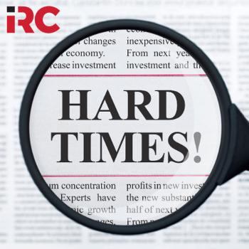 The Hard Times Podcast with IRC