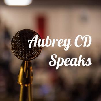 Aubrey CD Speaks