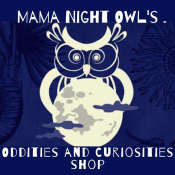 Mama Night Owl's Curiosities and Oddities Shop