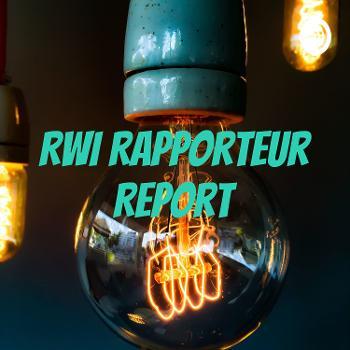 RWI Rapporteur Report