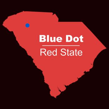 Blue Dot, Red State