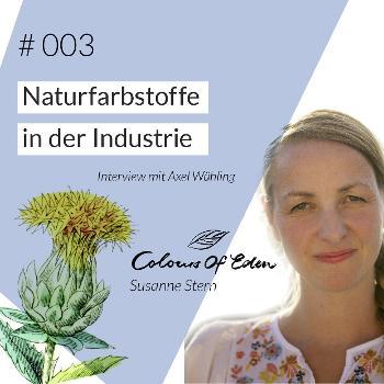 Colours of Eden mit Susanne Stern