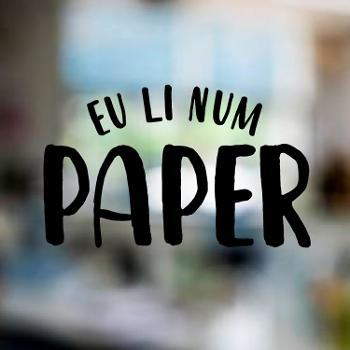 Eu li num paper