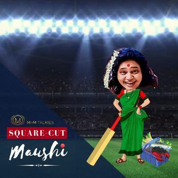 Square-Cut Maushi   IPL 2020
