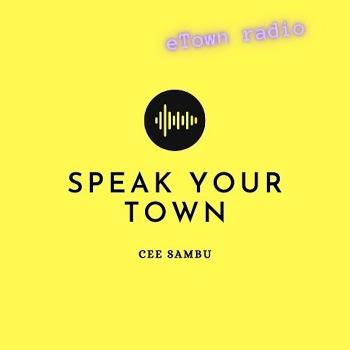 SPEAK YOUR TOWN
