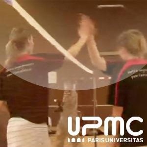 Sportifs de haut niveau à l'UPMC